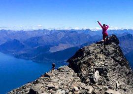 Kiipeily sopii loistavasti seikkailumatkan osaseks